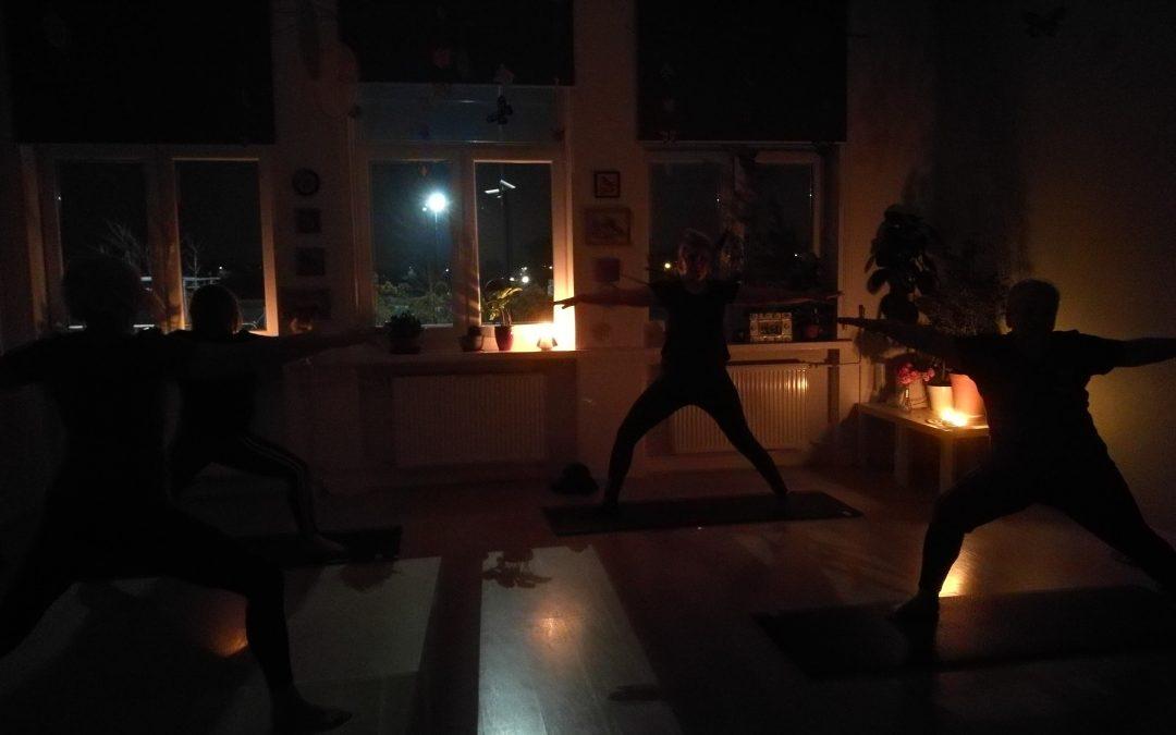 Terapeutyczna joga