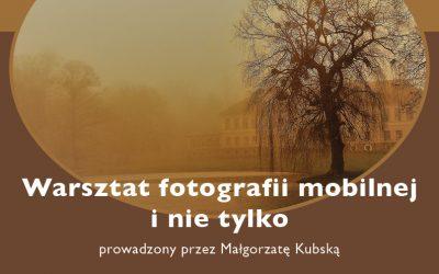 Warsztacie fotografii mobilnej inietylko